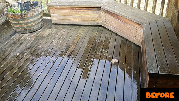 langley pressure washing