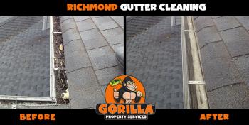 richmond gutter cleaning