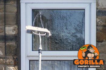 white rock window washing