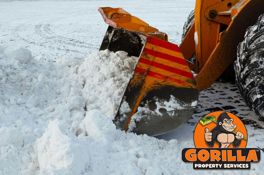 Penticton Snow Removal