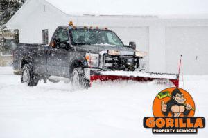 whistler snow removal