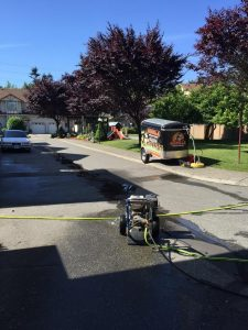 peachland pressure washing