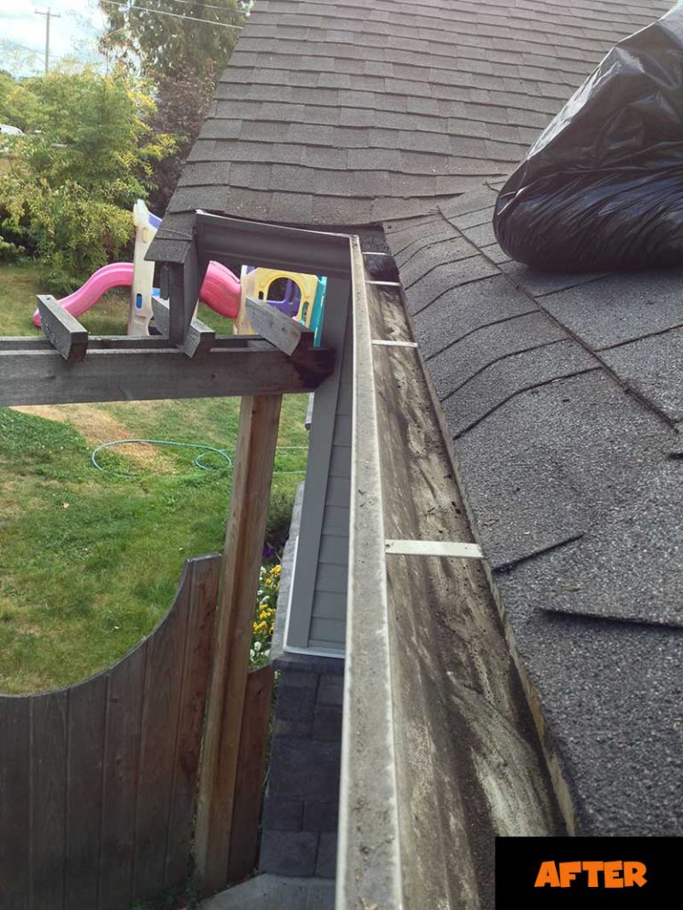 Sudbury Gutter Cleaning - Gorilla Property Services