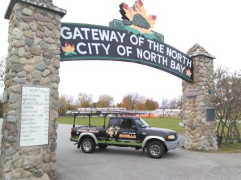 North Bay Graffiti Removal