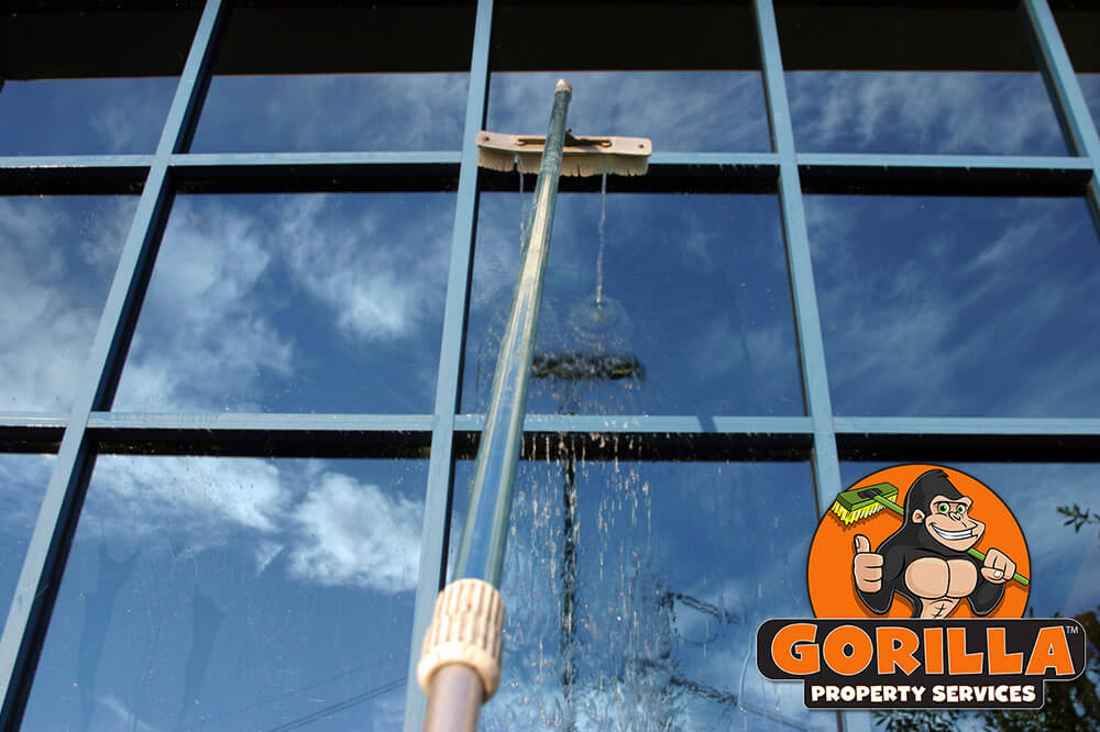 Window Cleaning Gorilla Property Services