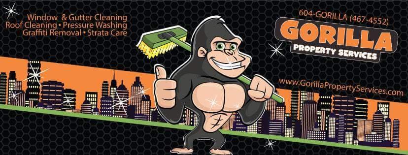 Gorilla Logo Spring