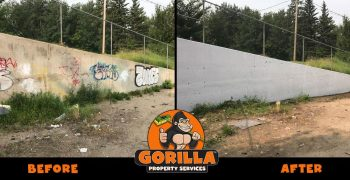 edmonton graffiti removal