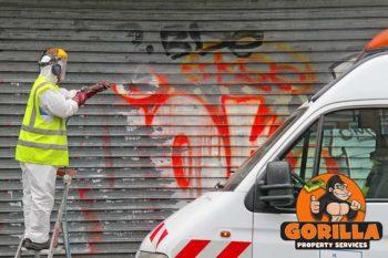 edmonton graffiti removal