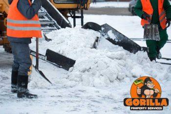 edmonton snow clearing