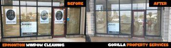 edmonton window cleaning