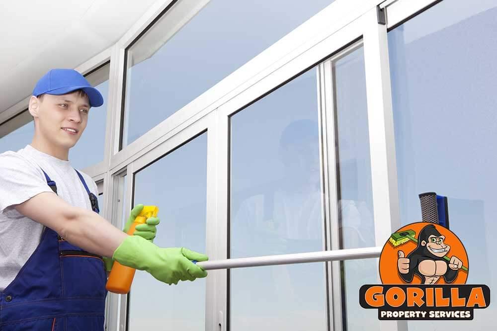 Edmonton Window Cleaning Gorilla Property Services