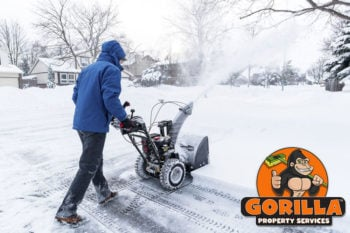 brandon snow clearing