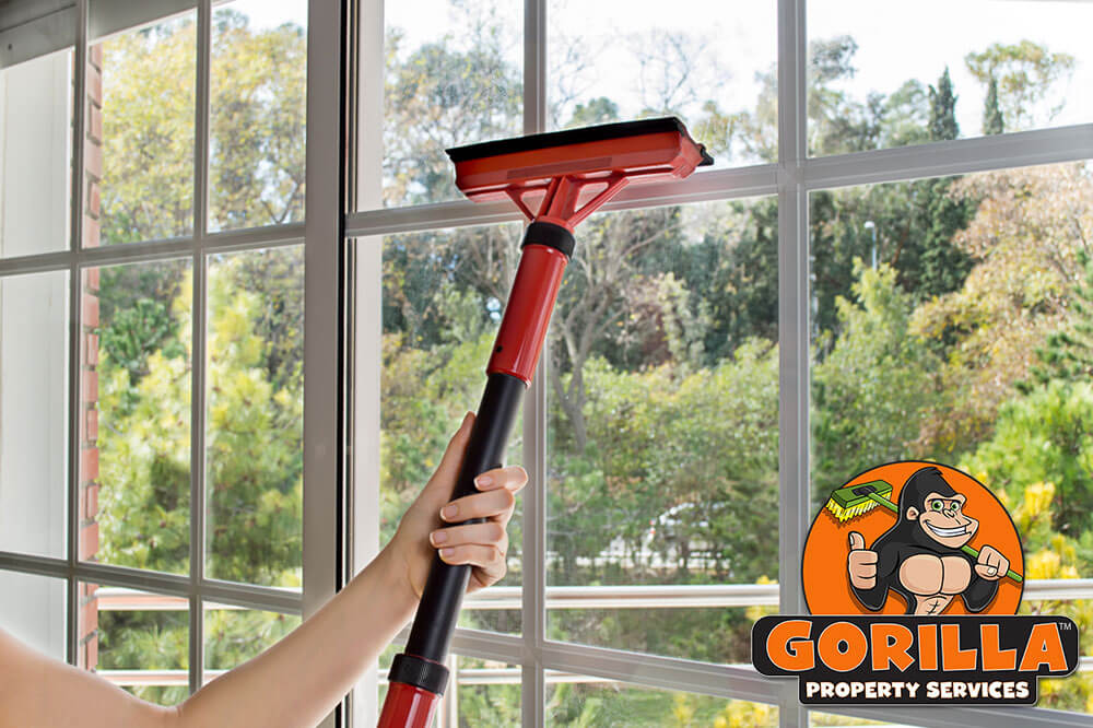 Coquitlam Window Cleaning - Gorilla Property Services