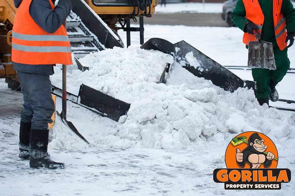 Mississauga Snow Removal