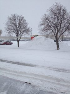 niagara falls snow removal