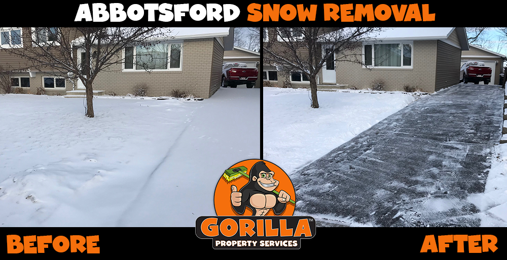 abbotsford snow removal
