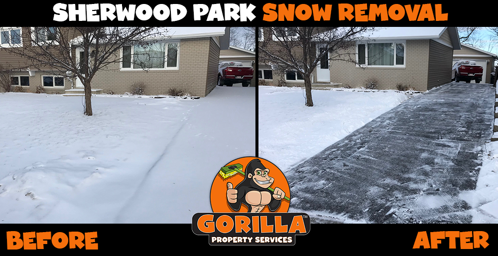 sherwood park snow removal