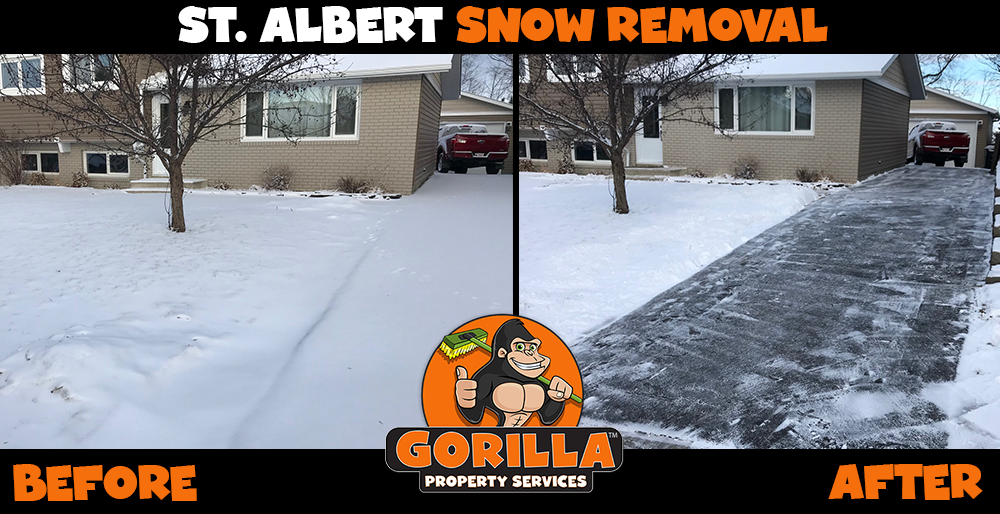 st albert snow removal