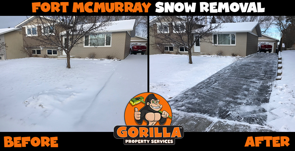 fort mcmurray snow removal