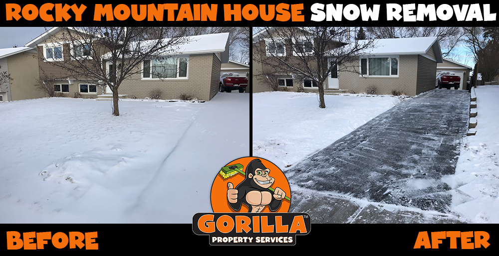 rocky mountain house snow removal