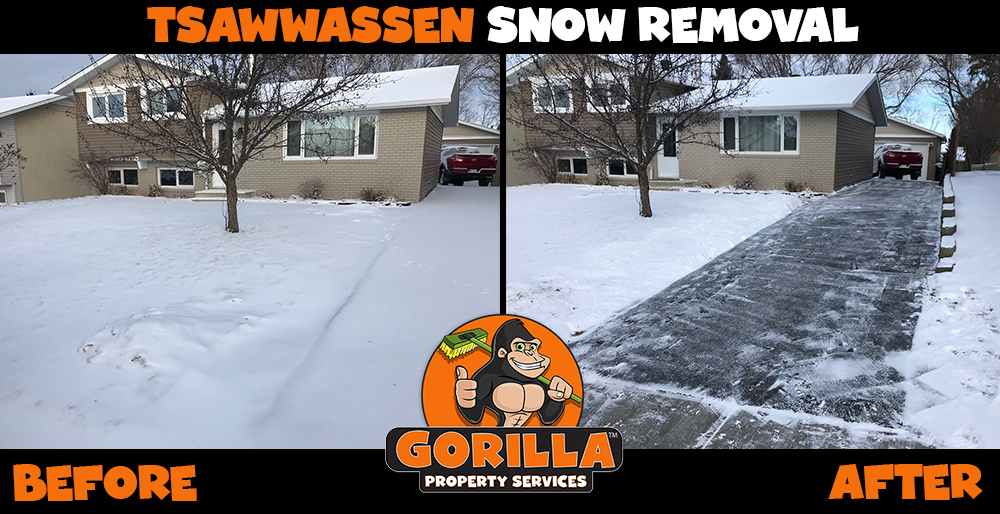 tsawwassen snow removal