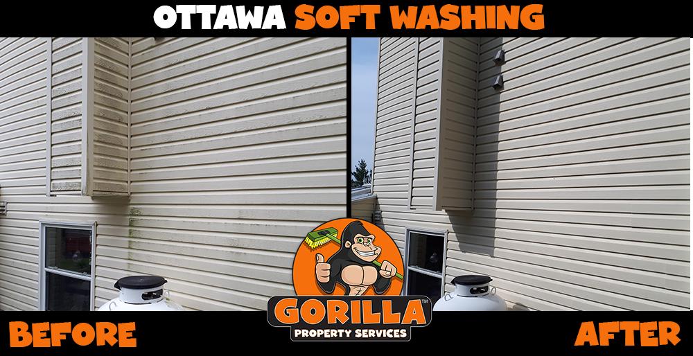 ottawa soft washing