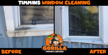 timmins window cleaning