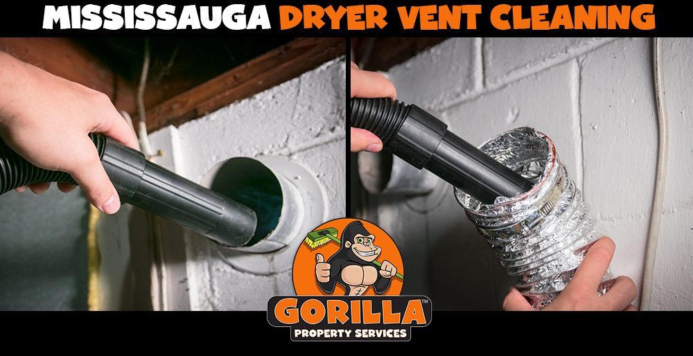 mississauga dryer vent cleaning