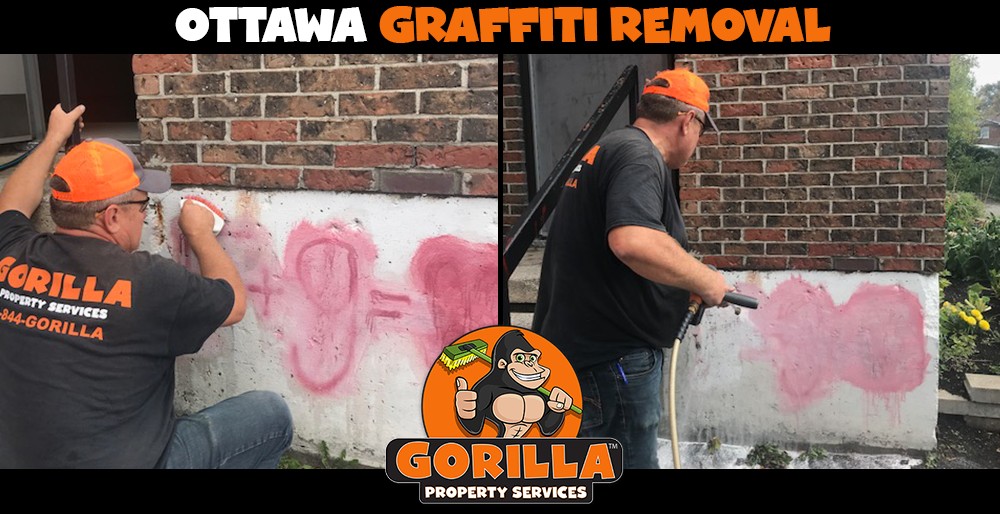 ottawa graffiti removal