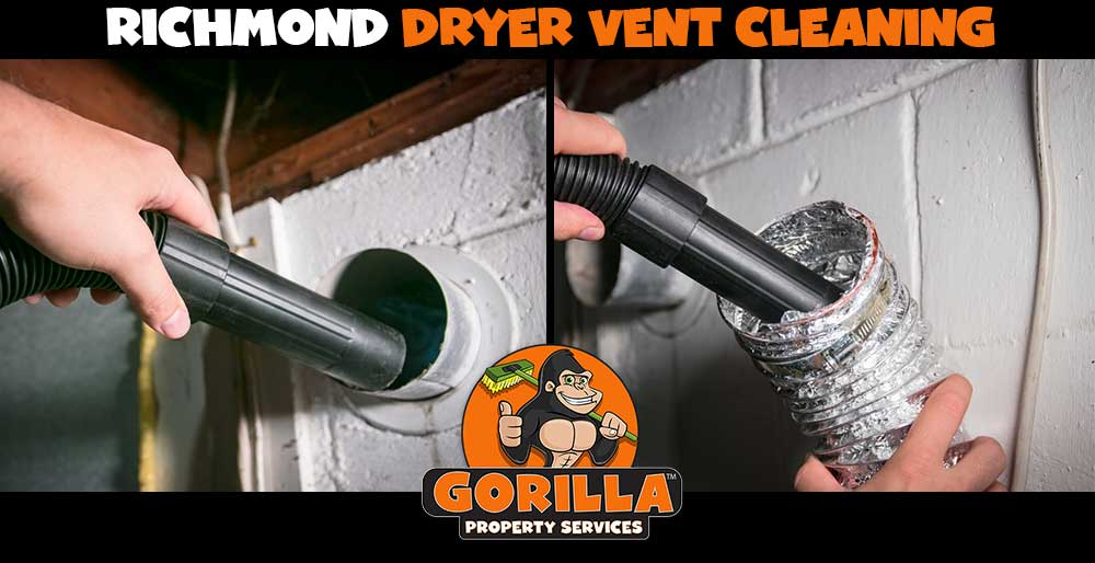 richmond dryer vent cleaning