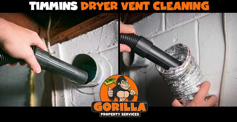 timmins dryer vent cleaning