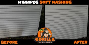 winnipeg soft washing