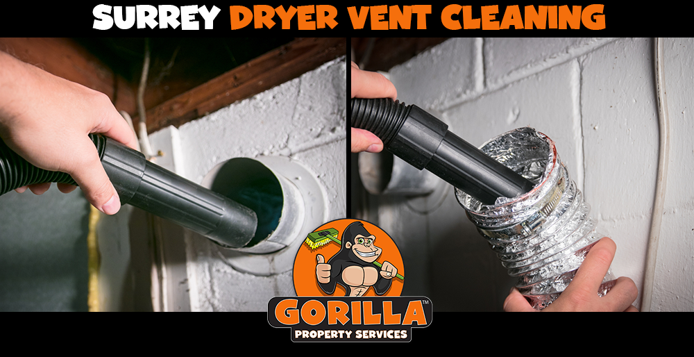 surrey dryer vent cleaning