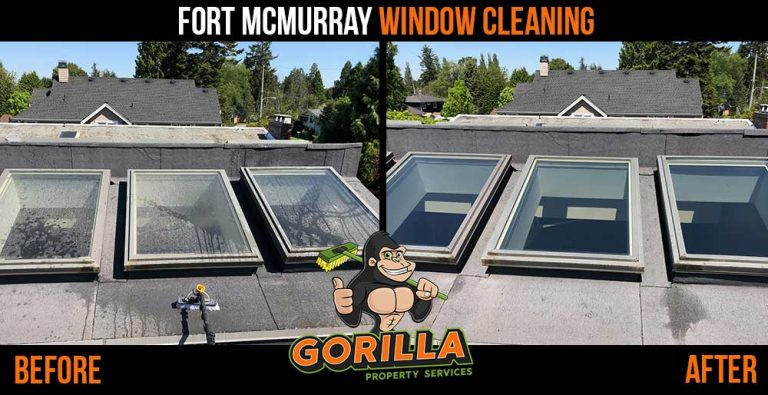 Fort McMurray Window Cleaning