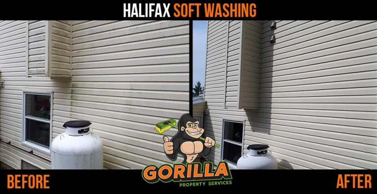Halifax Soft Washing