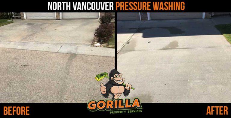 North Vancouver Pressure Washing