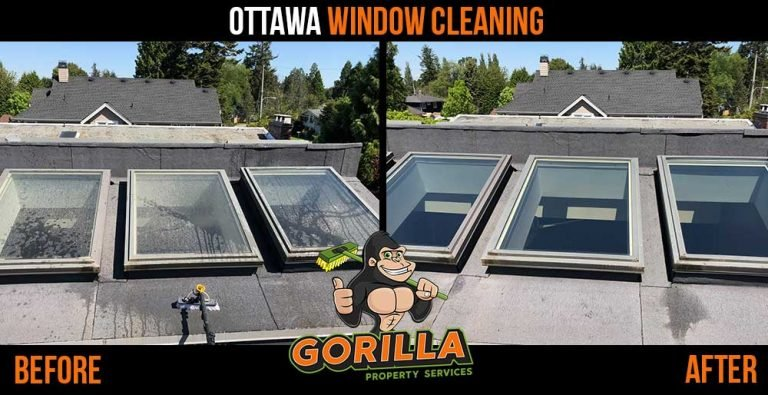 Residential & Commercial Window Cleaning Ottawa