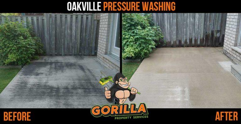 Oakville Pressure Washing