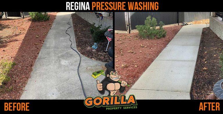 Regina Pressure Washing