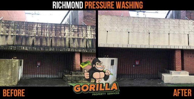 Richmond Pressure Washing