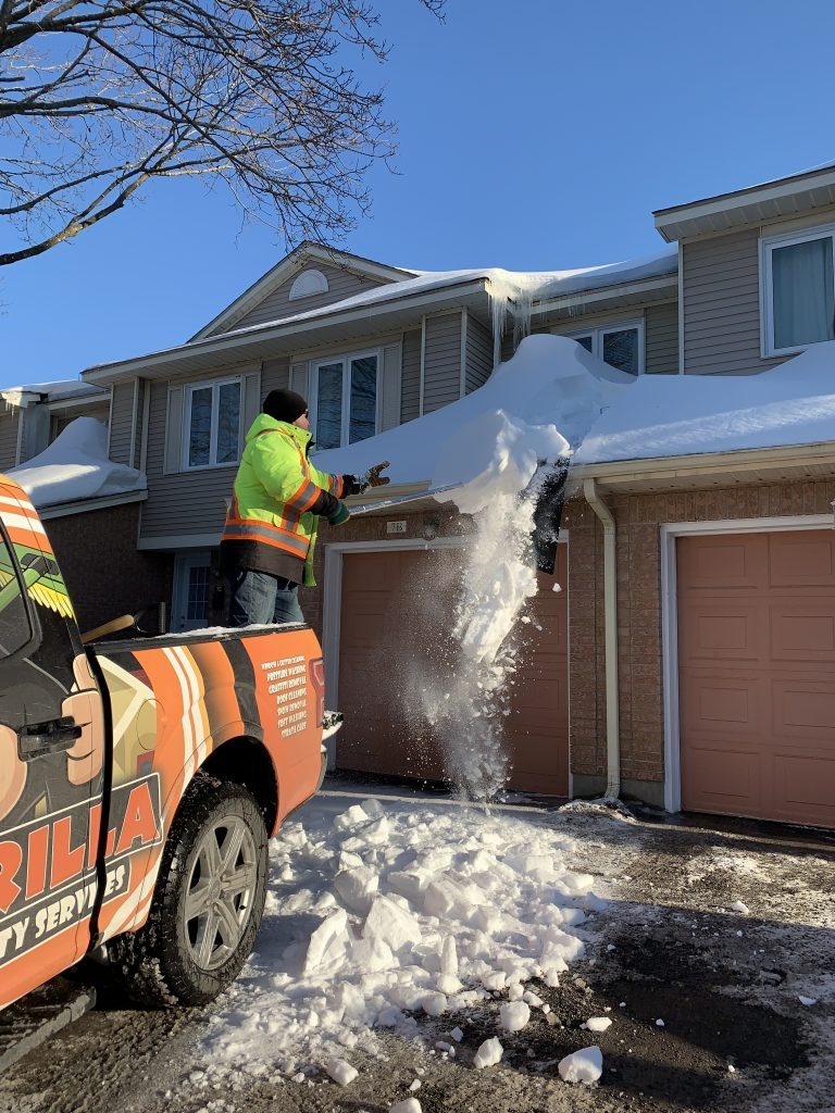 Scheduled Snow Removal