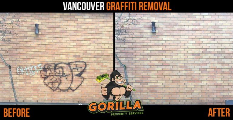 Vancouver Graffiti Removal
