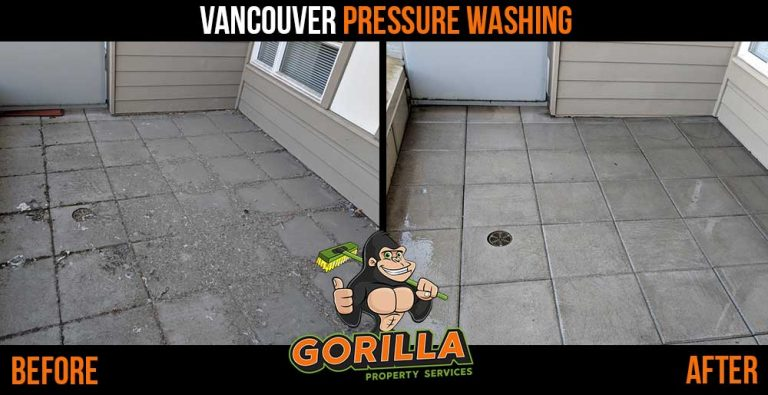 Vancouver Pressure Washing