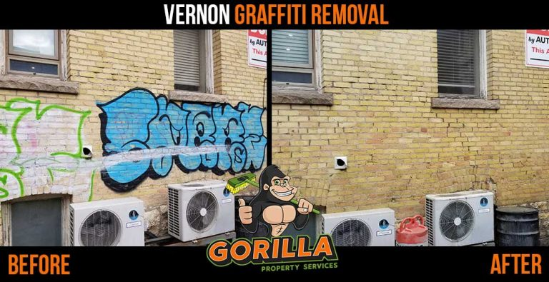 Vernon Graffiti Removal