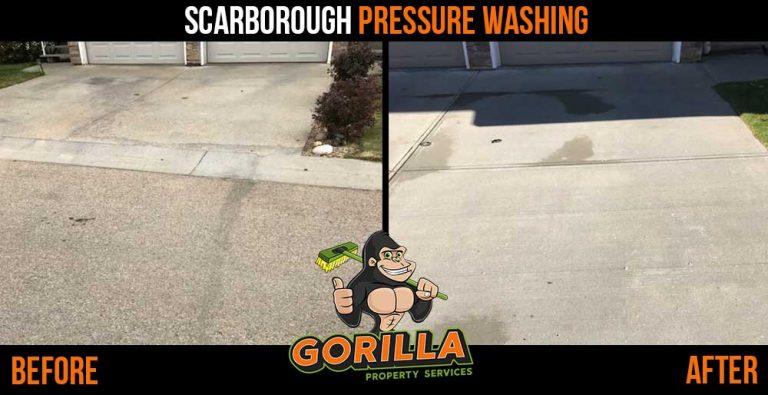 Scarborough Pressure Washing