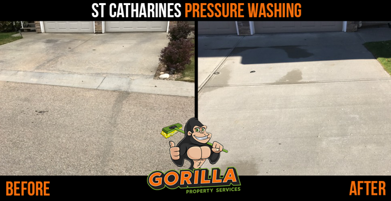 St. Catharines Pressure Washing