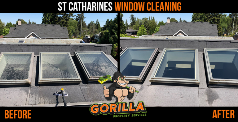 St. Catharines Window Cleaning
