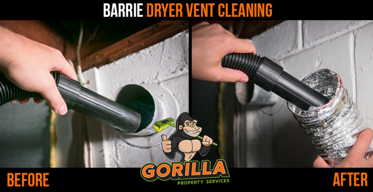 Barrie Dryer Vent Cleaning