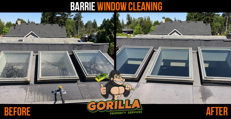 Barrie Window Cleaning