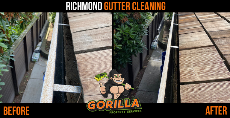 Gutter Cleaning Richmond Bc Gorilla Property Services
